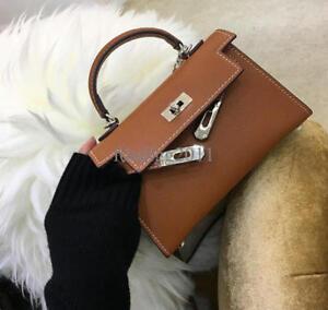 Women-Synthetic-Leather-Crossbody-Shoulder-Satchel-Cluth-Purse-Handbag-Vogue-Bag