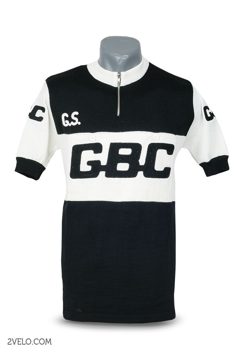 GS GBC vintage wool jersey, new, never worn XL