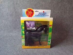 Julip-Horse-of-the-Year-HOTY-1006-Black-Diamond-New-Sealed-Farm-Animal-Toy