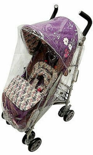 Raincover Compatible with Chicco Multiway Evo Stroller