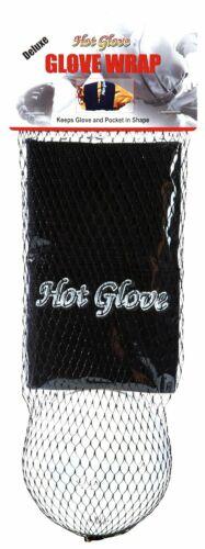 Unique Sports Hot Glove Baseball-Softball Deluxe Glove Wrap avec mise en forme boule