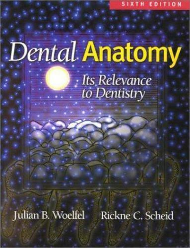 Dental Anatomy : Its Relevance to Dentistry