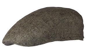 STETSON-SEIDE-FLATCAP-KAPPE-MUTZE-MADISON-SUN-GUARD-336-HAND-CRAFTED-TREND-NEU