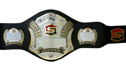 MMA UFC Hand Made Strikeforce Grand Prix championship replica belt.Adult size