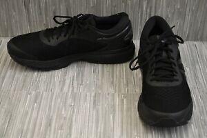 Asics-Gel-Kayano-25-1011A019-002-Athletic-Shoes-Men-039-s-Size-12M-Black