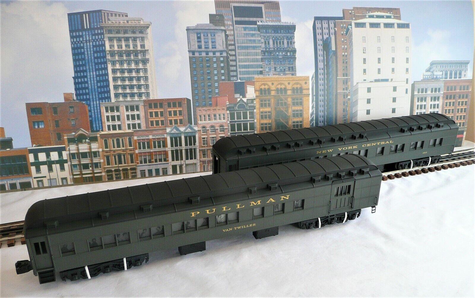 Lionel 29008 & 29009 nuovo YORK CENTRAL pesi massimi autos NUOVO in Scatola'S