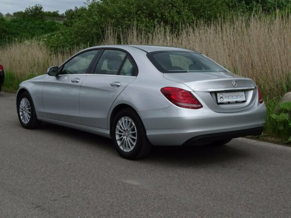 Mercedes C200 2,0 aut. - billede 2