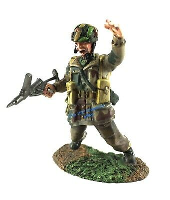 1:32 Metal Conte Collectibles The Longest Day British Paratrooper Figure # 6