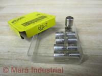Bussmann Aga-7 Fast Acting Miniature Glass Tube Fuse Aga7 (pack Of 5)