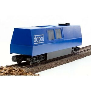 OO-HO-gauge-Motorised-track-cleaner-Dapol-Ready-to-use-Wagon-B800-free-post
