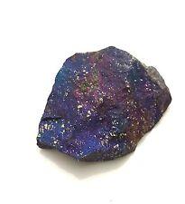 Edelsteine Rohsteine Buntkupfer 54 g Chalkopyrit Mineralien #6