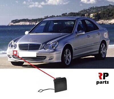 NEW Rear bumper hook cover cap tow trim FIT Mercedes Benz MB C-class  W203 00-07