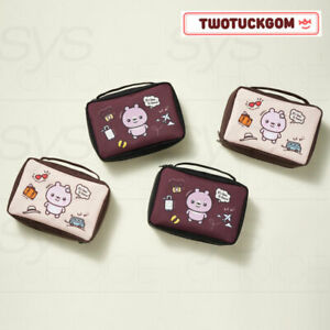 MONSTA-X-TWOTUCKGOM-Official-Authentic-Goods-Toiletry-Pouch-Tracking-Number