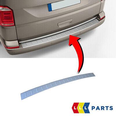 PARAURTI per VW t6 MULTIVAN TRANSPORTER alluminio lamiera striata protezione bordi EXT