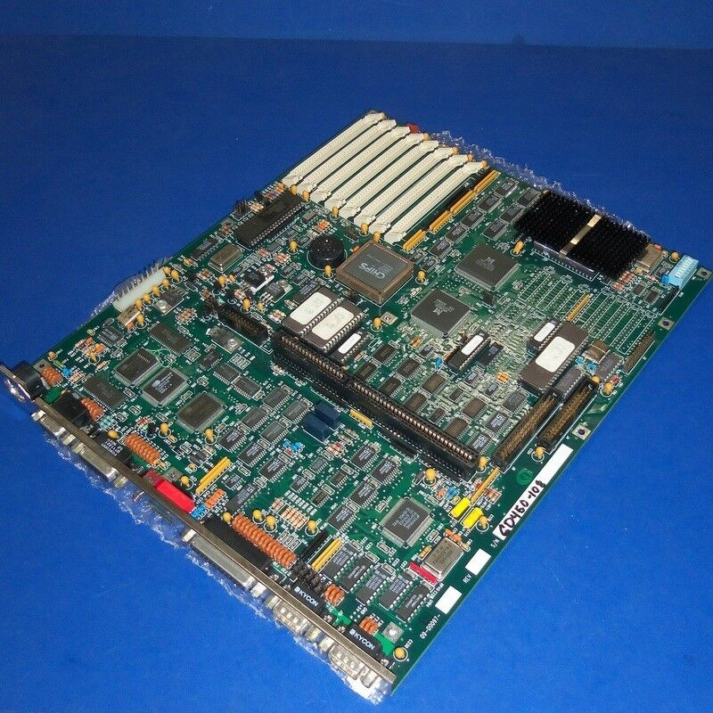 MICRONICS INDUSTRIAL MOTHERBOARD 09-00097 PZF