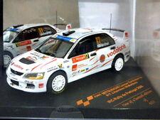Vitesse Mitsubishi Lancer Evolution 9 #17 IRC Rally de Portugal 2008