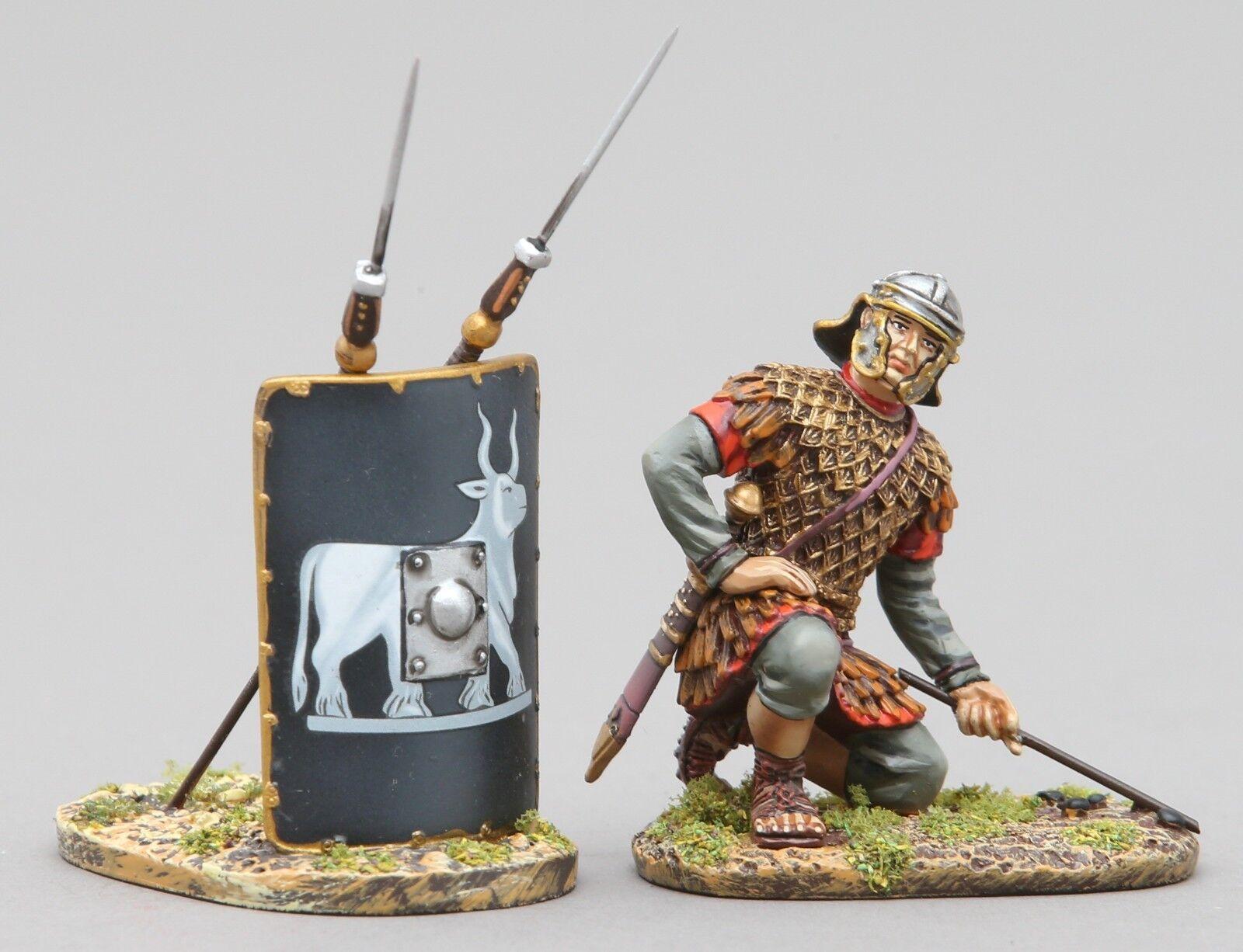 Thomas Gunn Roman Empire ROM081-1C 9th Legion Kurier Shield Pilums MIB    Erlesene Materialien