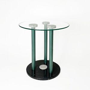 Gueridon-DLG-annees-80-Sottsass-Post-Moderniste-Memphis-Milano-side-Table-Marbre
