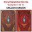 Encyclopaedia Eorzea The World of Final Fantasy XIV Vol I II 1 2 FF14 ENGLISH