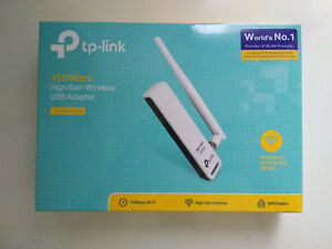 TP-LINK TL-WN722NC Wireless Adapter Drivers for Windows XP