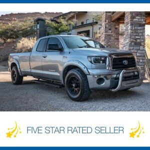 2009 Toyota Tundra SR5 5.7L FFV Double Cab Long Bed 8.1' 8 4WD No Rust!