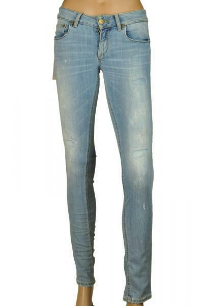 Dondup  -  Pants - Female - bluee - 2109207A183943
