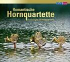 Romantische Hornquartette von Leipziger Hornquartett (2015)