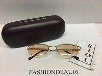 Authentic Charriol 22kt Gold Plated/purple Frame Pc7075b C1t Eyeglasses