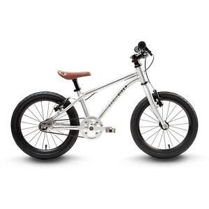 Dettagli Su Early Rider Belter 16 Urban Bambini Primo Bicicletta 16 Alluminio Argento 3 6 Anni Mostra Il Titolo Originale