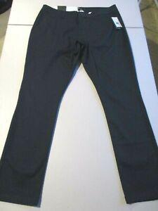 Withtags Nuevo Pantalones Volcom Frochickie Azul Marino Talla 31 30 Etiqueta 49 50 Ebay