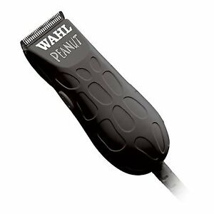 Wahl Peanut Mini Clipper/Trimmer Set - Black