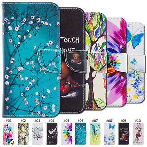 PU-Leather-Case-Flip-Wallet-Cover-For-Samsung-Galaxy-A10-20-30-40-50-70-A6-A8