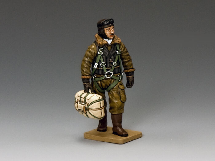 King & Country JN005 The Imperial Navy Pilot with arachute