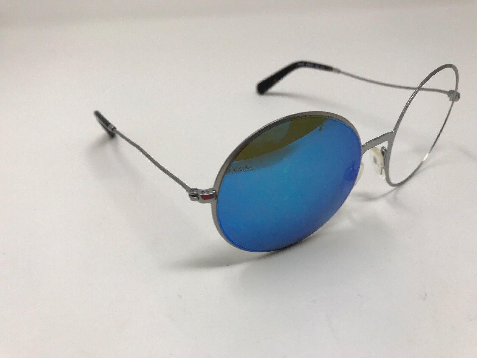 c8da1b9af35c3 Michael Kors Mk5017 100125 Kendall II Silver havana Aviator Sunglasses for sale  online