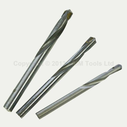 HSS Carbide Tipped Drill Bit Steel Ceramic Glass Marble Stone Metal 3 To 20MM
