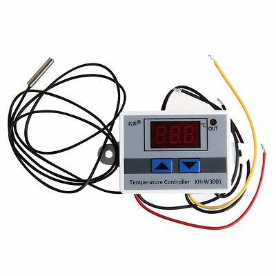XH-W3001 Digital Control Temperature Microcomputer Thermostat Switch New
