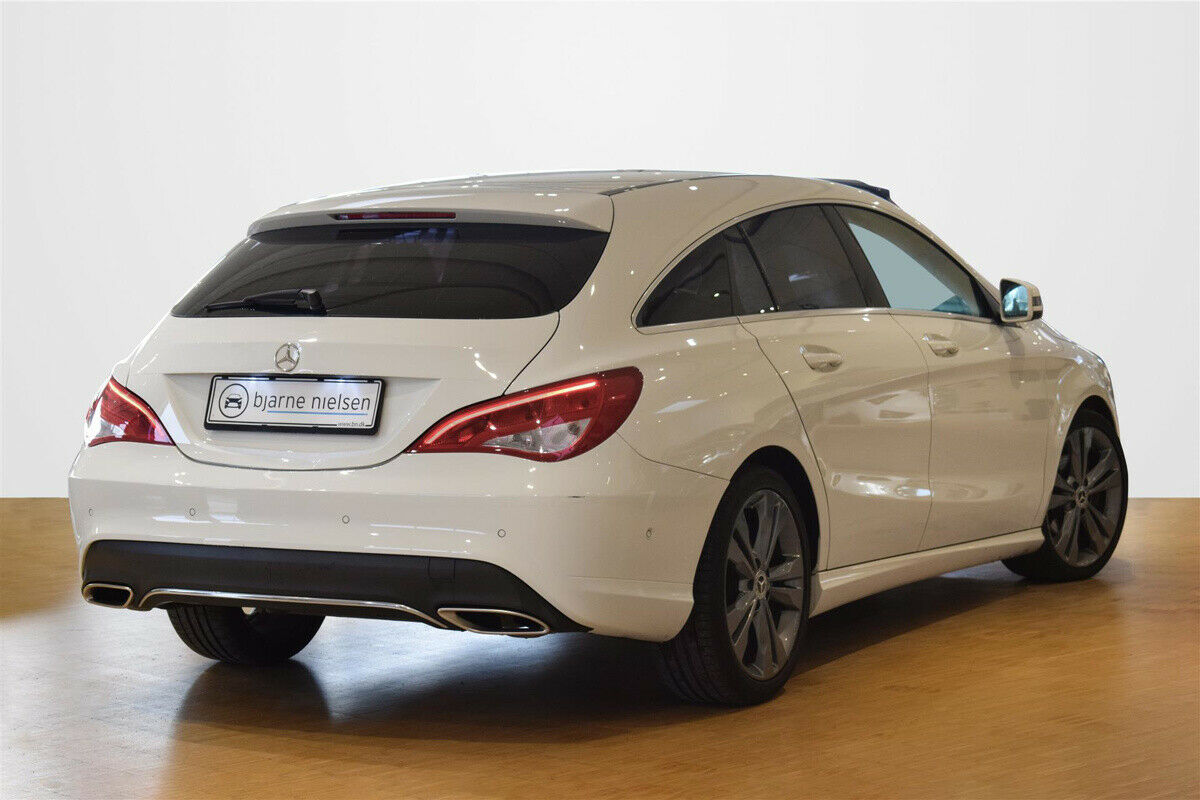 Mercedes CLA200 1,6 SB aut. - billede 2