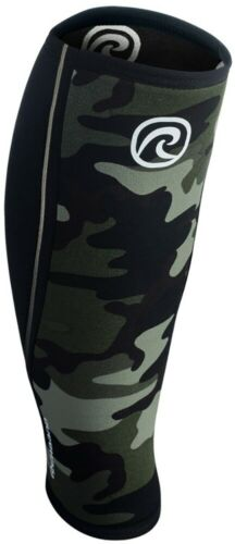 Calf Sleeve Support Camo Rehband RX 5mm Shin