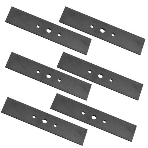 "6 Pack Edger Blade Repl Black /& Decker 82-024 model 8224  7 7//32/""x 1 1//2/"" X 7//16"