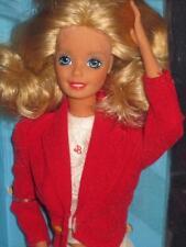 Vintage 1988 Blonde Barbie SHOW 'N RIDE  #7799 NRFB