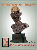 Gabriel Garcia Studios Billy Bust Hollow Resin Cast Un-painted
