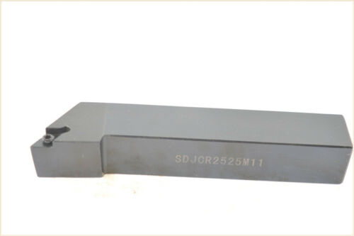 25mmSHK×150mm External Turning Tool Holder for DCMT11T3 INSERT SDJCR2525M11