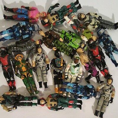 HUGE Collection Lot of 1989 G.I JOE COBRA ARAH Action Figures YOU PICK!