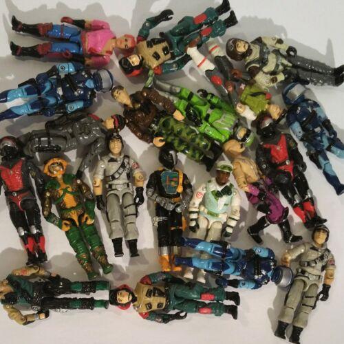 JOE COBRA ARAH Action Figures YOU PICK! HUGE Collection Lot of 1986 G.I