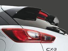 Genuino Mazda CX-3 REAR ROOF SPOILER-qdke-51-9n0 - PZ