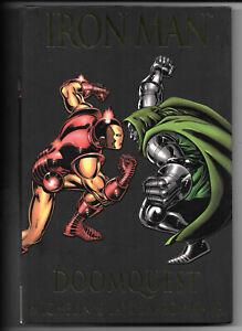 Iron-Man-Doomquest-1-2007-VF-NM-TPB-First-Print-Marvel-Comics