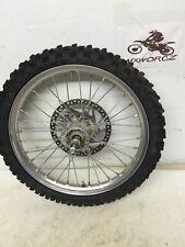 Suzuki RM85 2006 03-09 Front Wheel #4550