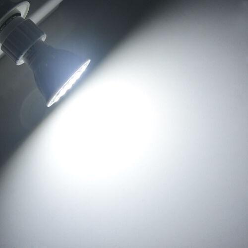 Plastic-Glass LED Light Bulb GU10 7W Spotlight 5730 SMD 550-600LM AC 220V A+