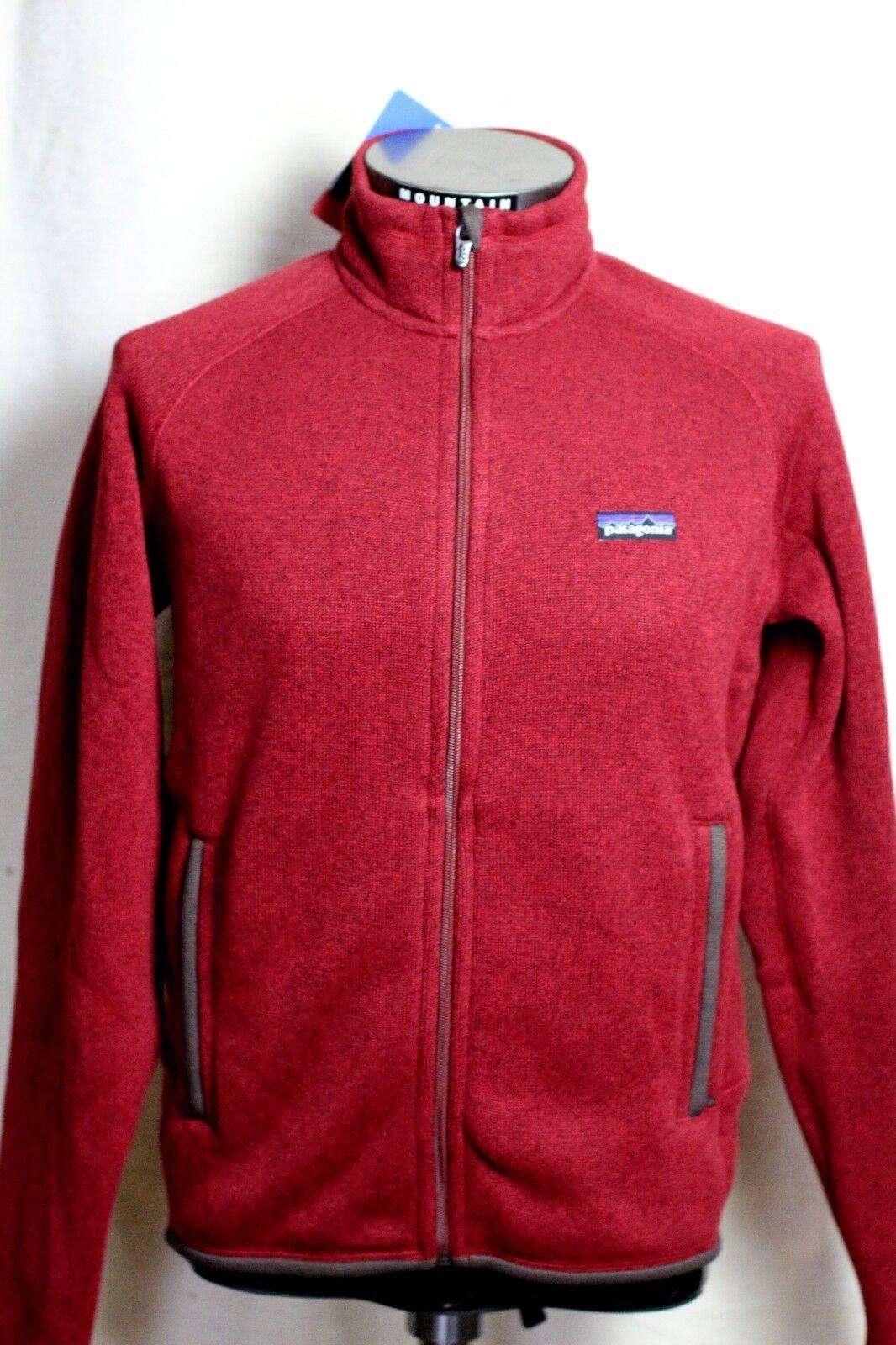 Patagonia Herren Herren Herren Better Sweater  Zip Gr. S 1f9bd3