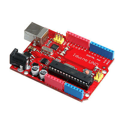 Geeetech Iduino UNO compatible with SIM900 Quad-band GSM GPRS Shield for Arduino